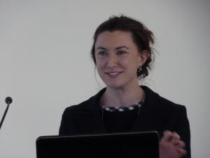 Katie Ní Loinsigh ó Fiontar DCU